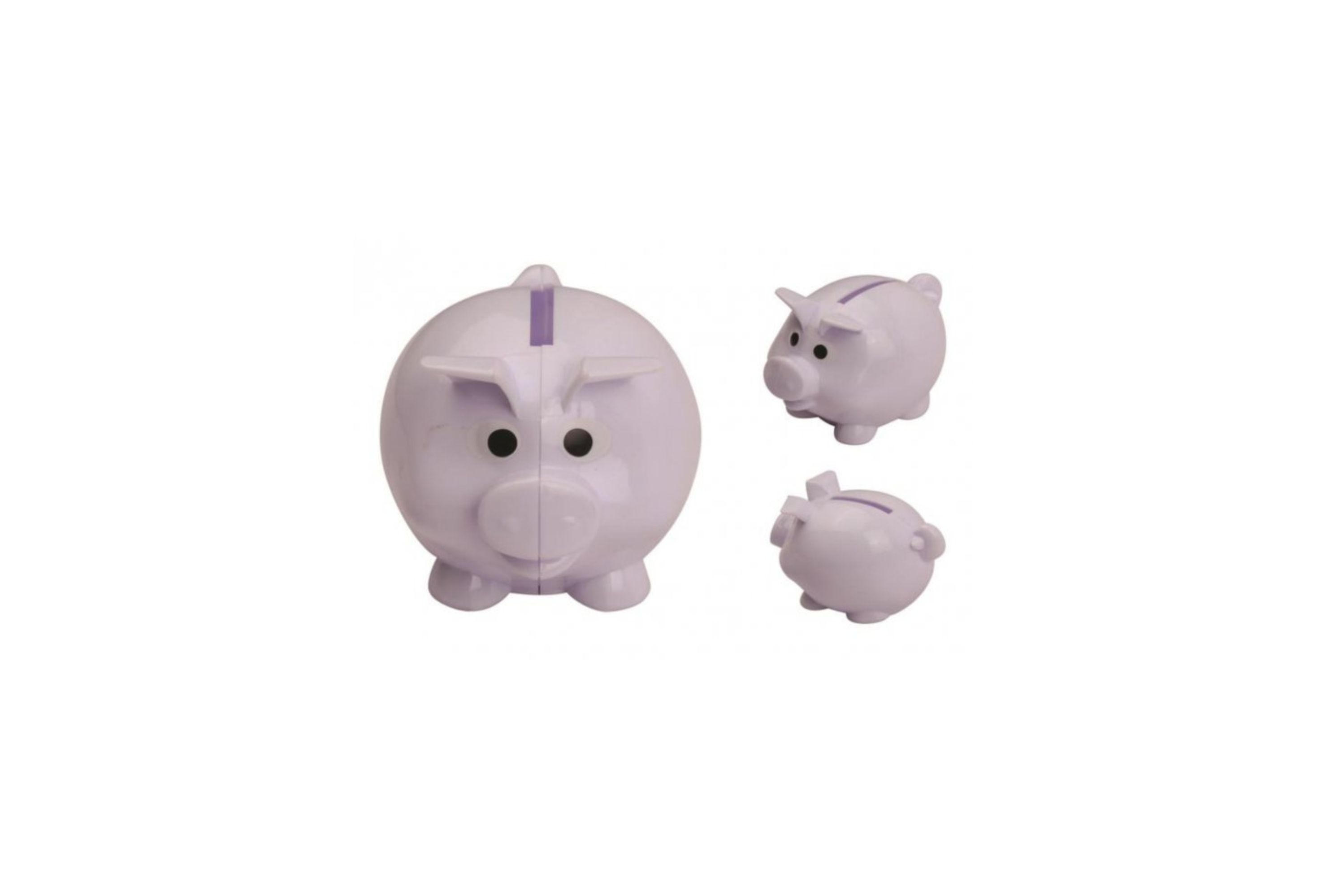 Cofre – Cofrinho em formato de porco – Promocional