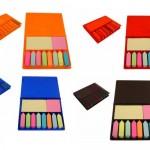 BAC4 – Kit bloco de anotações com post it – Personalizado
