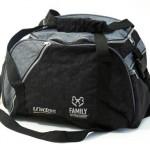 BL1 – Bolsa para viagem em nylon amassado – Personalizado