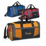 BL20 – Bolsa para viagem confeccionada em Poliester  personalizada – Para brindes