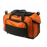 BL2 – Bolsa para viagem confeccionada em cordura com diversos compartimentos – Para brindes