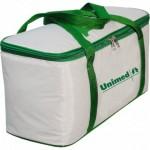 BT5 – Bolsa térmica de nylon 70 revestida internamente com PVC laminado – Promocional