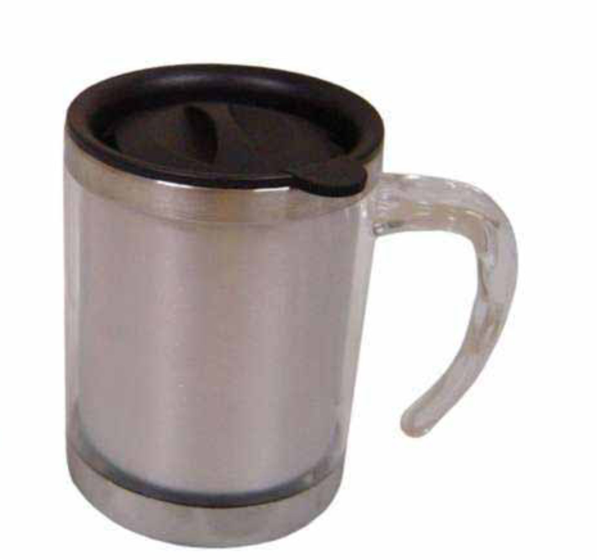 CAP2 – Caneca metálica térmica com película acrílica – Promocional