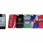 CIPHONE – Capa para Iphone 4 e Iphone 5 – Personalizado