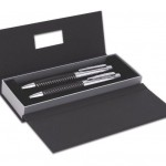 CJV15 – Conjunto de caneta e lapiseira de metal – Para brindes