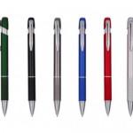CM144 – Caneta metal em diversas cores – Personalizado