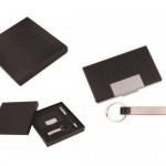 CONJ8 – Kit de Caneta, porta cartão – Promocional