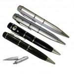 CPD5 – Caneta de metal com pen drive e laser – Promocional