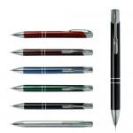 LP9 – Lapiseira metálica em diversas cores – Personalizado