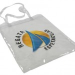 Sacola em PVC cristal – SC1