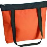SL2 – Sacola confeccionada em poliester com zíper e alça de ombro – Personalizado