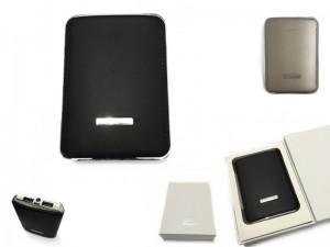 BEX6 – Carregador portátil Power Bank c/ 3 baterias