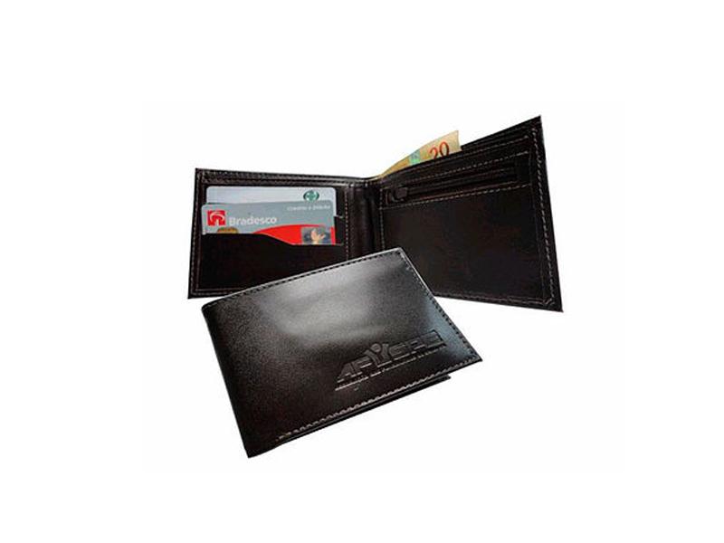 AB1660 – Carteira com porta moeda – Promocional