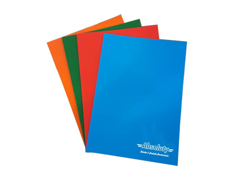 CAD3 – Caderno Soft 60 folhas – Personalizado
