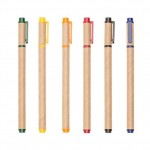 Crec005 – Caneta ecológica roller – Promocional