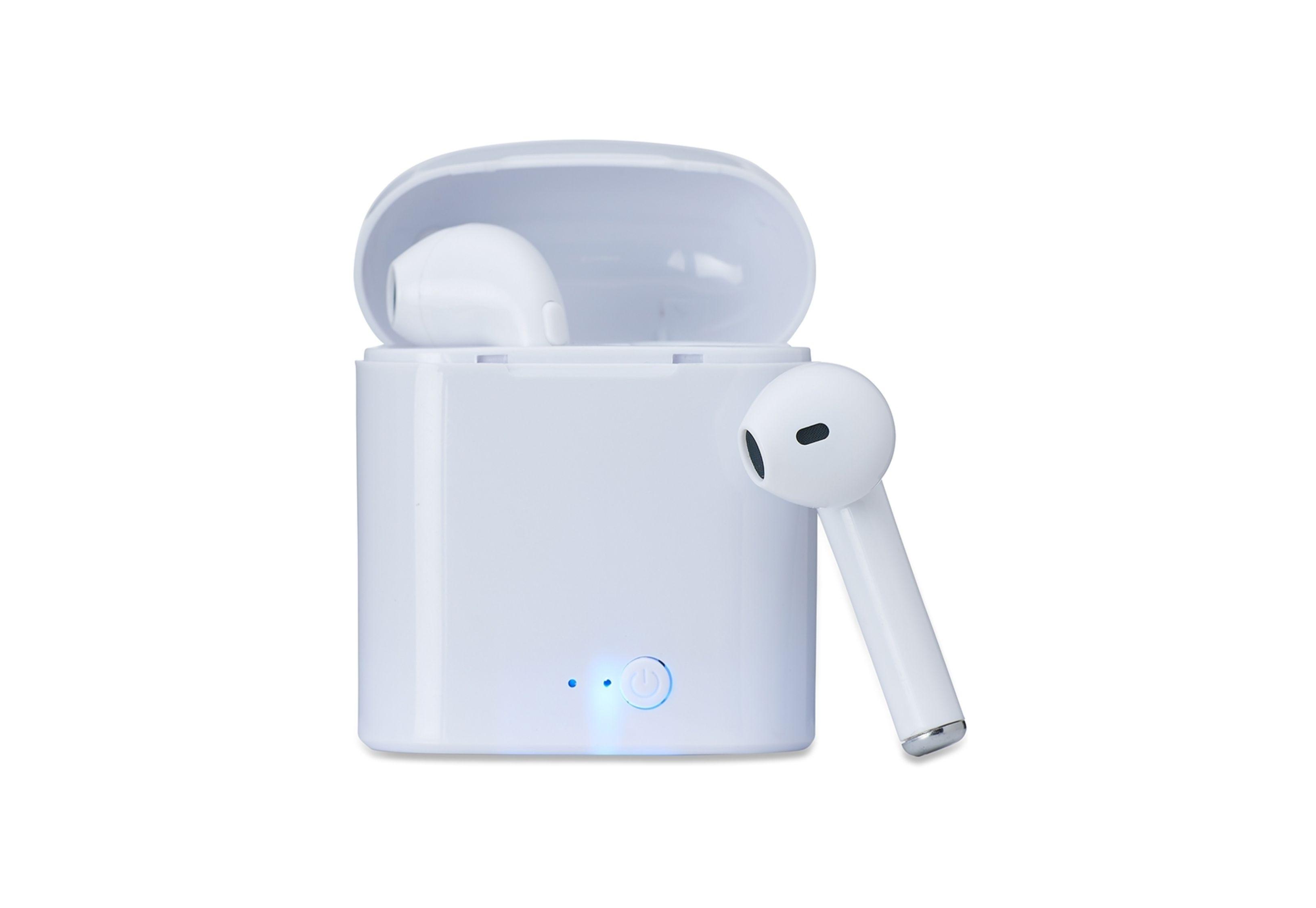Ab14199Z – Fone Bluetooth com Case Carregador – Promocional