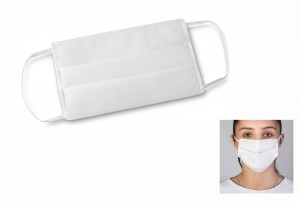 AB101AS – Máscara de Proteção em TNT – Promocional