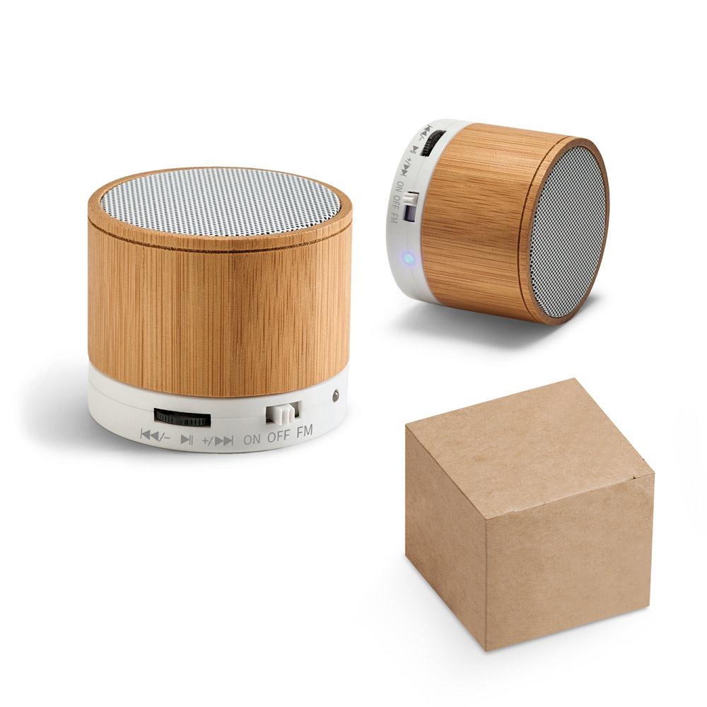 AB57256 – Caixa de som com microfone